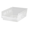 storage: Quantum Storage Systems - Clear Economy Shelf Bins
