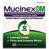 Reckitt Benckiser Mucinex® DM Expectorant and Cough Suppressant RAC 05620