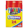 The Board Dudes RoseArt® Crayons Classic Colors RAI 024AA48