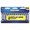 aa batteries: Rayovac® Alkaline Peggable Large Card Batteries