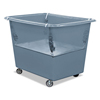 Janitorial Carts, Trucks, and Utility Carts: Royal Basket Trucks Poly Spring Lift