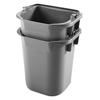 Rubbermaid Commercial Rubbermaid® Commercial Executive Heavy Duty Pail RCP 1857391