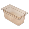 Rubbermaid Commercial Hot Food Pans RCP 218P AMB