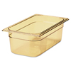 Rubbermaid Commercial Hot Food Pans RCP 224P AMB