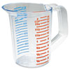 Rubbermaid Commercial Bouncer® Measuring Cup RCP 3215 CLE