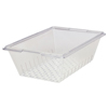 Rubbermaid Commercial Food Box Colanders RCP 3303 CLE