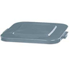 Rubbermaid Commercial Square Brute® Lid RCP 3527 GRA