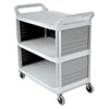 Janitorial Carts, Trucks, and Utility Carts: Xtra™ Utility Cart