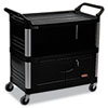 utility carts, trucks and ladders: Xtra™ Equipment Cart