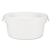 Rubbermaid Commercial Round Storage Containers RCP 5720WHI