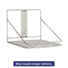 wire shelving: ProSave® Shelf Ingredient Bin Wall-Mount Rack