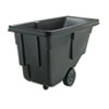 Janitorial Carts, Trucks, and Utility Carts: Rubbermaid® Commercial Tilt Truck
