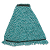 Rubbermaid Commercial Rubbermaid® Commercial Web Foot® Microfiber String Mop Heads RCP A81306GRECT