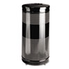 Rubbermaid Commercial Rubbermaid® Commercial Classics Perforated Open Top Receptacle RCP S3ETBK