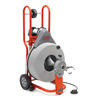 Plumbing Equipment: Ridgid - Model K-750 Drain Cleaners