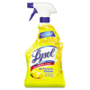 cleaning chemicals, brushes, hand wipers, sponges, squeegees: LYSOL® Brand II Disinfectant All-Purpose Cleaner 4 in 1