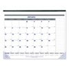 Rediform Blueline® Net Zero Carbon™ Monthly Desk Pad Calendar RED C177847