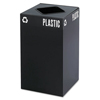 Safco-trash-receptacles: Safco® Public Square® Recycling Receptacles
