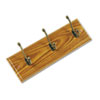 Safco Safco® Wood Wall Racks SAF 4216MO