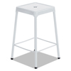 Safco Safco® Counter-Height Steel Stool SAF 6605WH