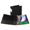 Samsill Samsill® Clean Touch® Antimicrobial Locking D-Ring Binder SAM 16380