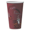 Solo Solo Paper Hot Drink Cups in Bistro™ Design SCC 316SI