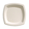 Solo Solo Bare™ Eco-Forward® Sugarcane Square Dinnerware SCC 8PSC