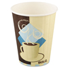 Solo SOLO® Cup Company Tuscan Caf™ Insulated Paper Hot Cups SCC IC12J7534