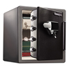 Sentry Sentry® Safe Fire-Safe 1.23 Cu. Ft. Digital Touchscreen Alarm Safe SEN SFW123UDC