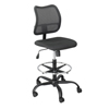 Safco Vue™ Extended-Height Mesh Chair SFC 3395BL