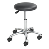 Safco Height Adjustable Lab Stool SFC 3434BL