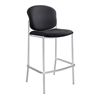 Safco Diaz™ Bistro Chair - Black SFC 4195BL