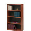Safco 4-Shelf Value Mate® Economy Bookcase SFC 7172CY