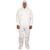 Safety Zone Breathable Barrier Microporus Coveralls with Hood & Boots SFZ DCWF-5XL-BB