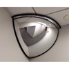 Safety Zone Quarter Dome Acrylic Mirror - Premium Interior 18 SFZ MR-2000QD18