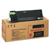 Sharp Electronics Sharp AR202NT Toner, 16000 Page-Yield, Black SHR AR202NT