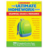 Scholastic Scholastic The Ultimate Homework Book: Grammar, Usage & Mechanics SHS 0439931428