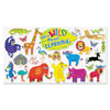 Scholastic Scholastic Jingle Jungle Animals Bulletin Board Set SHS SC553072