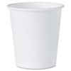 drinkware: Solo White Paper Water Cups