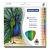 Staedtler Triangular Colored Pencil Set STD 1270C48A6