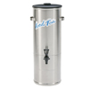 Wilbur Curtis Tea Dispenser, 5 Gallon, Round (Short) WCS TC-5H-S