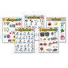 Trend TREND® Learning Chart Combo Packs TEP 38920