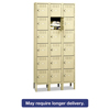 lockers: Tennsco Box Compartments