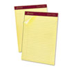 Ampad Ampad® Gold Fibre® 16-lb. Watermarked Writing Pads TOP 20020