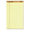 Paper & Printable Media: TOPS® The Legal Pad+™ Ruled Perforated Pads