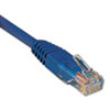 Tripp Lite Tripp Lite CAT5e Molded Patch Cable TRP N002100BL