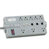 Tripp Lite Tripp Lite Protect It!™ Eight-Outlet Surge Suppressor TRP TLP808TELTV