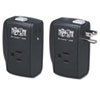 Tripp Lite Tripp Lite Portable Surge Suppressor TRP TRAVLER100BT