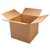 General Supply United Facility Supply Corrugated Kraft Double Wall Shipping Boxes UFS 141414DW