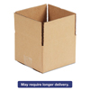 General Supply United Facility Supply Brown Corrugated - Fixed-Depth Shipping Boxes UFS 884